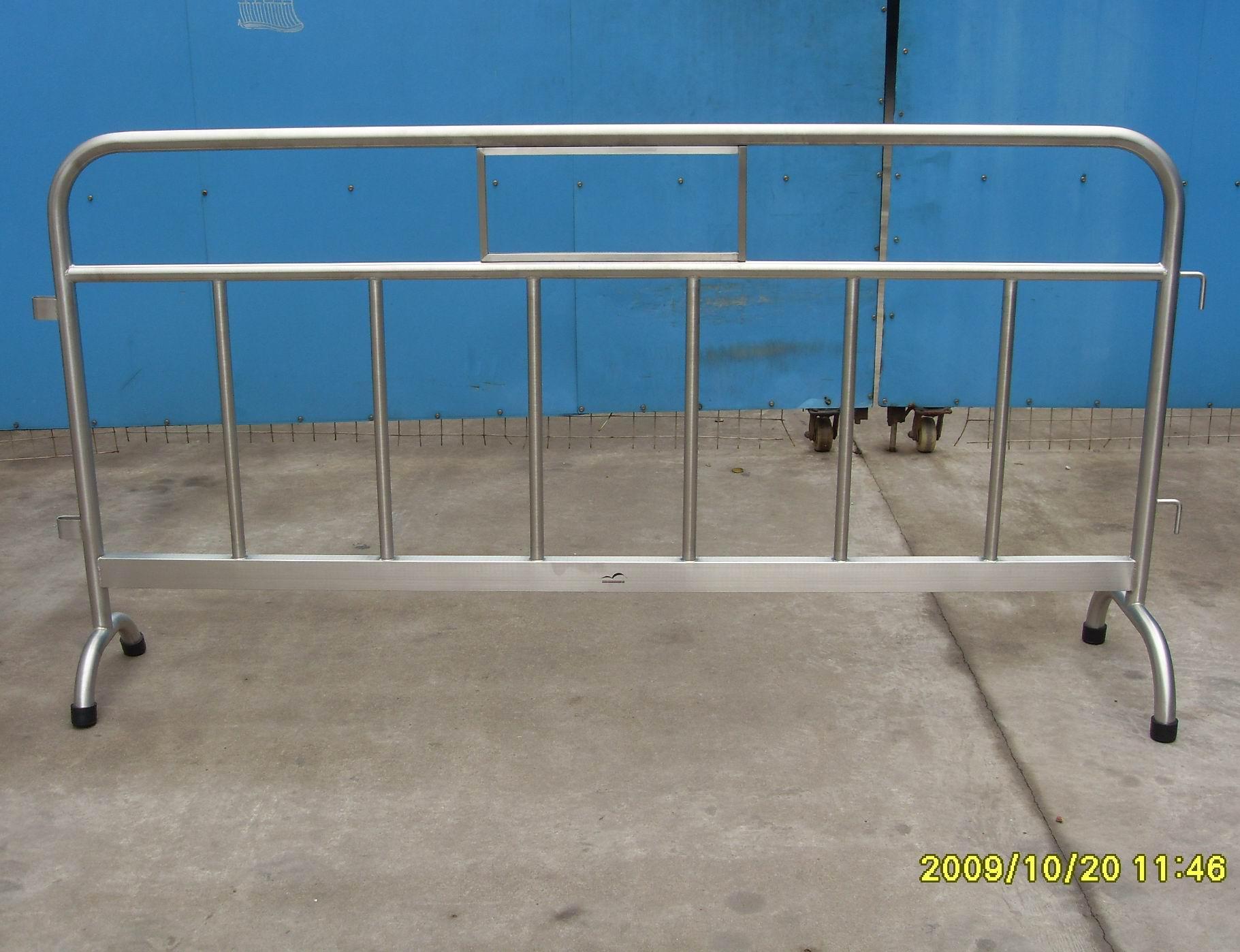 Queue management barrier product best metal international